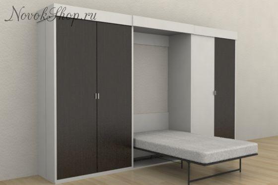 Шкаф-кровать трансформер GROSSO